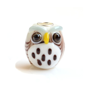 brown owl charms