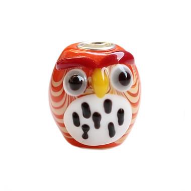 orangle owl charms