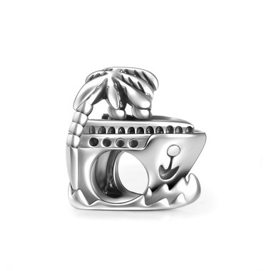 Have A Trip Boat Charm