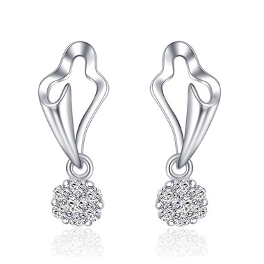 Fashion Sliver Earring