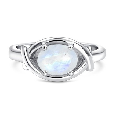 MOONSTONE RING - GLEAMING VISION