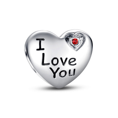 I LOVE YOU HEART - SWAROVSKI