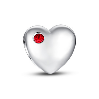 HEART WITH SWAROVSKI