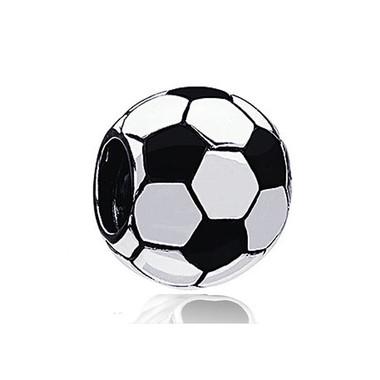 Football / Soccer Sliver Charm