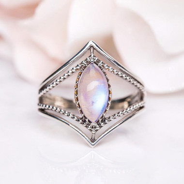 MOONSTONE RING - EYE WIDE SHUT