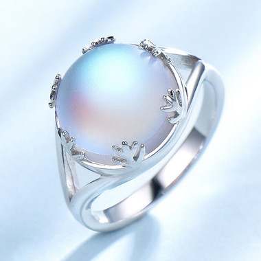 MOONSTONE RING - EMPYREAN