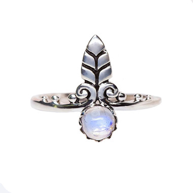 MOONSTONE RING - HOLY HORIZON