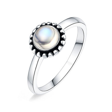 MOONSTONE RING - GRACE